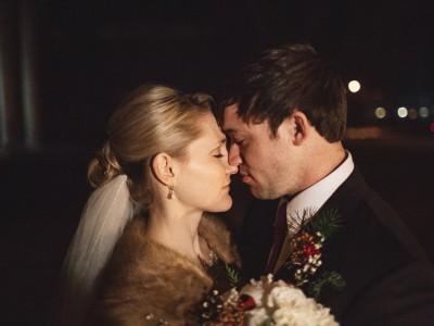 Caitlin and Brian Wedding Photos